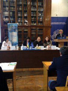 Lyubov Shchitka, Ana Ramon, Julia Moro, Svetlana Shitikova